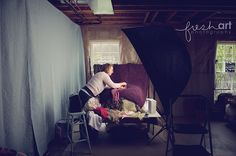 our studio | Fresh Art Photography