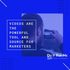 As we are well versed and learnt that in present scenario social media is inevitable aspect of #business. When it comes of editing #videos for #socialmedia the best way to get initiated is that one should be pro active. #serviceindustry #services #clients #leads #socialtech #techservices #techforhire #difmtech #difm #difmgroup #doitforme #customer #technology #TechnologyRocks #TechnologyTheseDays #technologysolutions #ai #artificialintelligence #technologyinnovation #digitalmarketing…