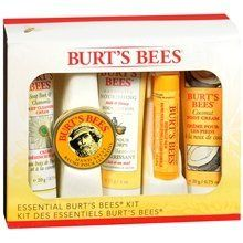 Burt's Bees Essential Skin Care Kit 1.0 ea. (Quantity of 4) by Groceries To Your Door. $50.00