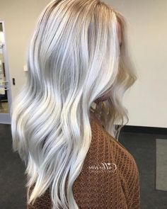 50 Long Blonde Hair Color Ideas in Many of us wondered that at some point we would look like athlete blonde tresses. Don't worry here we have prepared a list of yellow color ideas to he…, Long Blonde Hair Color Cool Blonde Hair, Light Blonde Hair, Brown Blonde Hair, Light Brown Hair, Cool Hair Color, Latest Hair Color, Dark Hair, Light Blonde Balayage, Toning Blonde Hair