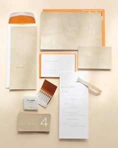 """See the """"A Twist on Paper Stationery"""" in our  gallery"""
