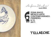 Jorge Tellaeche es parte de Anfora Studio 2017 y estará presentando su nuevo trabajo en Zsona Maco México Arte Contemporáneo del 8 al 12 de febrero. Los esperamos en Centro Citibanamex Sala D.  Conoce más sobre el trabajo de Tellaeche en www.tellaeche.com