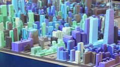Chicago City of Big Data Interactives on Vimeo