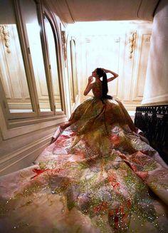 Elie Saab Haute Couture Spring/Summer 2015.