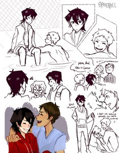 """""""Keith and Lance discovers the secrets of the universe""""  1/3"""