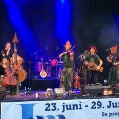 #TrolskaPolska - Efter sigende verdens eneste band udelukkende dedikeret til trolde! #stærkt! #jamdays #amfiscenen #odense #thisisodense #mitodense www.thisisodense.dk/14172/jam-days-3-i-1
