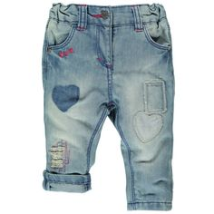 Sweet Heart Denim pants Denim