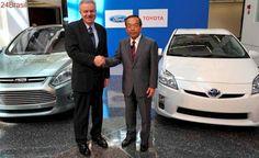Ford e Toyota firmam consórcio SmartDeviceLink para padronizar aplicativos em veículos