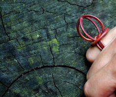 Ring by Jasmina Tsvetkova copper Copper, Bracelets, Rings, Jewelry, Bangles, Jewlery, Jewels, Ring, Bracelet