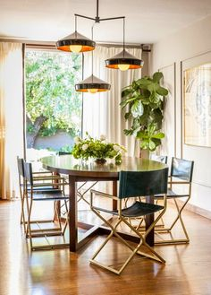 Rosa Beltran Design: MY HOME TOUR PART 3: THE DINING ROOM AND BAR NOOK
