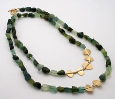 Sydney Lynch, Tourmaline Bead Necklace