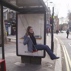 Amazing Bus Stop(s) Around The World, USA (16 Pictures) | Most Beautiful Pages