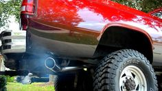 1989 Dodge Ram 250 Straight Pipes
