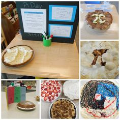 Pi Day Projects 2015