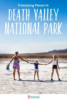 Looking for tips on Death Valley? Here are 9 best things to do in Death Valley National Park including tips on what to see, how to get there, and where to stay. Don't visit California and Death Valley NP until you have read this road trips guide for an awesome National Park vacation to Death Valley California. #DeathValley #California #nationalparks #nationalpark #roadtrip #roadtrips #californiatravel #travel