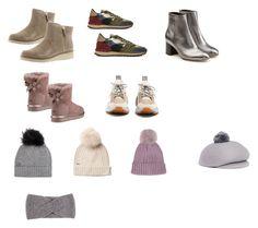 111 by alexandra-gavrilova-1 on Polyvore featuring мода, Valentino, STELLA McCARTNEY, rag & bone, UGG, Eugenia Kim, Woolrich and Black