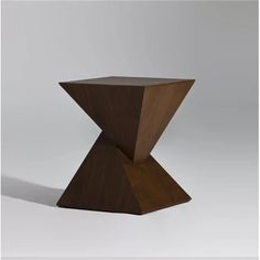 Pyramid Side Table - Modern, Mid-Century and Scandinavian. This simple, absolutely stunning, mid-century side table brings design furniture to a new level.