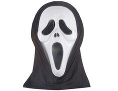 Gloednieuwe volwassen enge Halloween kostuum masker.