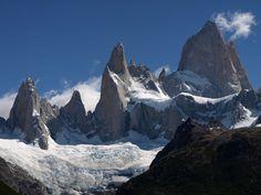 Cerro Chaltén (Fitz Roy) El Chaltén