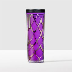 Starbucks Anniversary Purple Scale Tumbler 16 fl oz Tumbler -- Continue to the product at the image link. (This is an affiliate link)