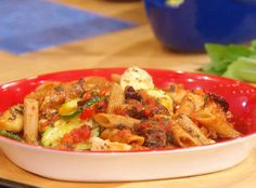 Jorge Cruise's Marinara Chicken Pasta