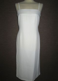 * * * Max Mara Ensemble Kleid + Jacke weiß, Gr.40 * * * Max Mara, Formal Dresses, Wedding Dresses, One Shoulder Wedding Dress, Fashion, Jackets, Gowns, Dresses For Formal, Bride Dresses