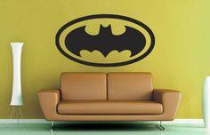 Batman Signal Wall Decal