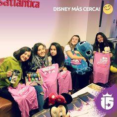 #Disney más cerca para las chicas de la Inmaculada con el #promoTeam2016  Disfrutá un #WorldDisneyWorld único con Transatlántica #Enjoy15