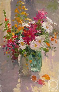 Makarov Vitaly. Bouquet of Gardens
