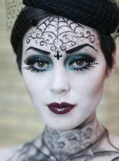 Chata de Galocha! | Lu Ferreira » Arquivos Pra inspirar: maquiagem de Halloween! » Chata de Galocha! | Lu Ferreira