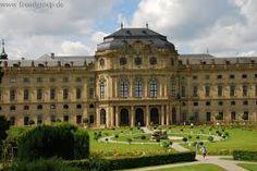 Bildergebnis für Würzburg Residenz
