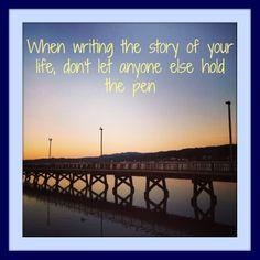 I'll write my own... Thank you