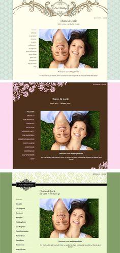 Csinálj esküvői weboldalt néhány lépésben! Minden infó egy helyen, amit a vendégeknek tudniuk kell!