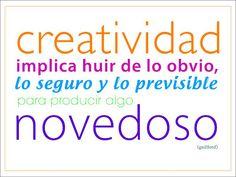 Día Mundial de la Creatividad.- http://disenoab.blogspot.com.ar/2013/04/dia-mundial-de-la-creatividad.html