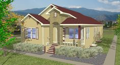 New Gold Hill Mesa ranch plan with full basement. Priced from $244,900.00. Offered by Colorado Springs local builder CreekStone Homes. http://creekstone-homes.com/bedrooms/2_bedrooms/penn-folk-collection-mid-200s/ http://creekstone-homes.com/wp-content/uploads/1203B-FRONT.jpg