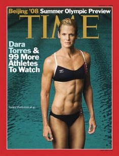 A picture of Dara Torres. This site is a community effort to recognize the hard work of female athletes, fitness models, and bodybuilders. Female Swimmers, Female Athletes, Olympic Trials, Olympic Swimming, Women's Swimming, Muscular Women, Summer Olympics, Best Weight Loss, Fitness Inspiration
