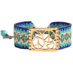 Mishky Peace & Love Bracelet