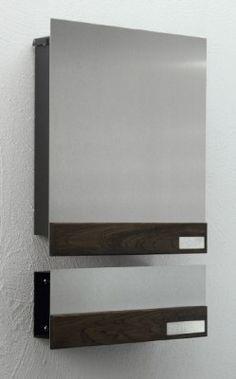 1000 ideas about briefkasten edelstahl on pinterest. Black Bedroom Furniture Sets. Home Design Ideas