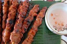 Filipino BBQ Recipe Philippines Barbecue