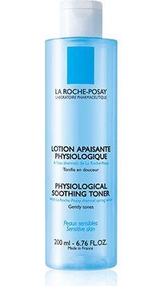 Lotion Apaisante Physiologique de la gamme Toilette Physiologique, par La Roche-Posay