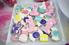 Kookie Kreations by Kim: Candy land first birthday!!