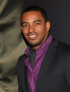 Laz Alonzo sharp with the ascot - Nothing like a well dressed man. Gorgeous Men, Beautiful People, Beautiful Things, Laz Alonso, Purple Dress Shirt, Eye Candy Men, Handsome Black Men, Well Dressed Men, Male Beauty
