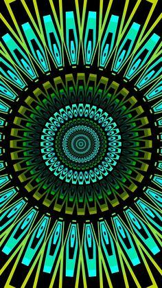 Trippy Wallpaper, Colorful Wallpaper, Nature Wallpaper, Optical Illusion Wallpaper, Optical Illusions Pictures, Illusion Pictures, Funny Illusions, Art Fractal, Galaxy Phone Wallpaper