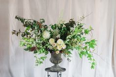Floral Arrangement by: Karley Parker Photo by: Heather Nan