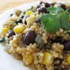 Quinoa and Black Beans - Allrecipes.com