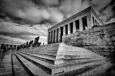 Anıtkabir Museum by İsmail Kılıç - Photo 116267453 / 500px.  Sevgi, saygı ve minnetle anıyoruz.   #500px #blackandwhite #schwarzweiss #noiretblanc #siyahbeyaz #monochrome #atatürk #ataturk #rememberingatatürk #mustafakemalatatürk #mustafakemal #10kasım #1881_1938 #10kasım1938 #museum #anıtkabir #turkey #türkiye #cumhuriyet #themausoleumofatatürk #leader #mausoleum #supremecommander #augsburg #ulm #münchen #stuttgart #f