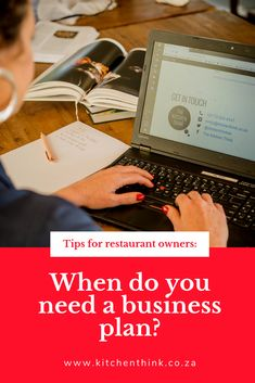 The two crucial times you need to look at a business plan for your restaurant. Restaurant Business Plan, Restaurant Owner, Starting A Restaurant, Management Tips, Business Planning, How To Plan, How To Make, Budgeting, Times