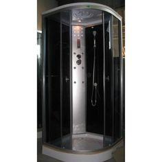 Ντουζιερα καμπινα υδρομασαζ Diamond - Flobali #bath #bathtub #bathtubs #bathtubdesign #bathdesign #bathdecor #bathdesigns #bathdesigner #bathdesignideas #design #designs #designbathroom