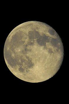 Blue Moon ... August 2012