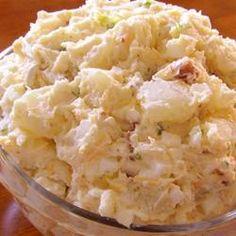 Bacon Potato Salad with Ranch Allrecipes.com